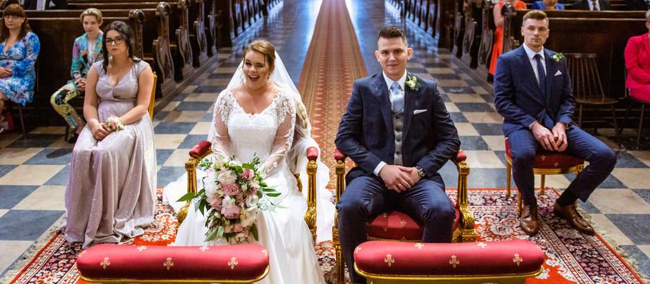 Ślub Oli i Damiana