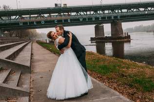 sesja plenerowa most gdański
