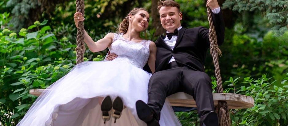 Ślub Klaudii i Aleksandra