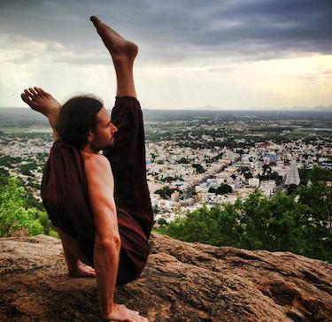 Teacher Spotlight: 10 Questions with Andrew Eppler of Ashtanga Yoga Studio