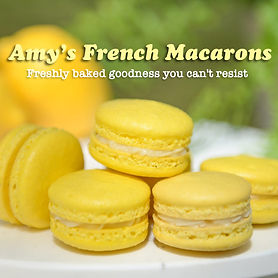 Amy's French Macarons