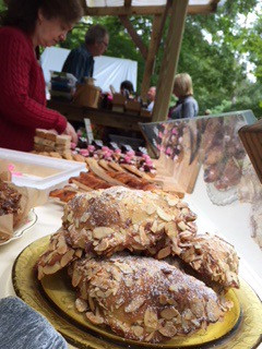 Amazing Baked Goods at the Brattleboro Farmers Market this SAT OCT 13th from 9am-2pm.