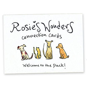 Rosie's Wonders Connection Cards