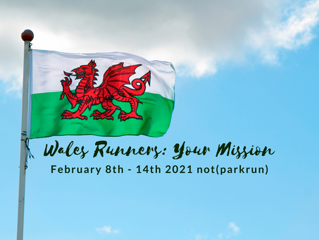 Wales Runners: Your (not) parkrun Mission
