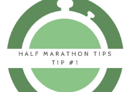 Half Marathon Tips