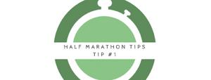 Half marathon tip 1