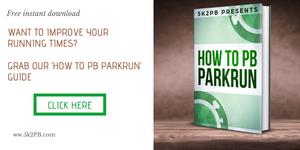 How to PB parkrun