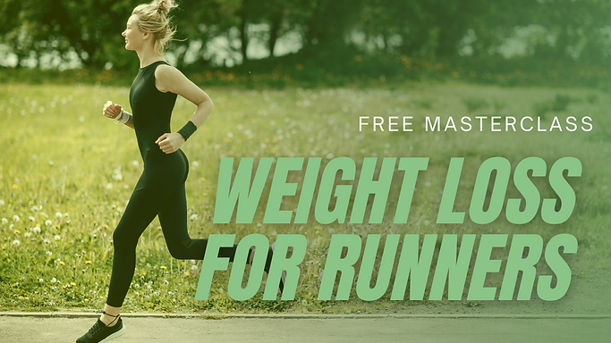 Free weight loss for runners masterclass