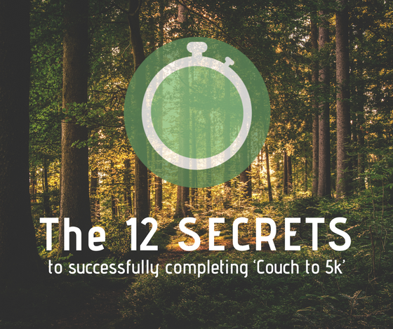The 12 secrets to successfully completing 'Couch to 5k'