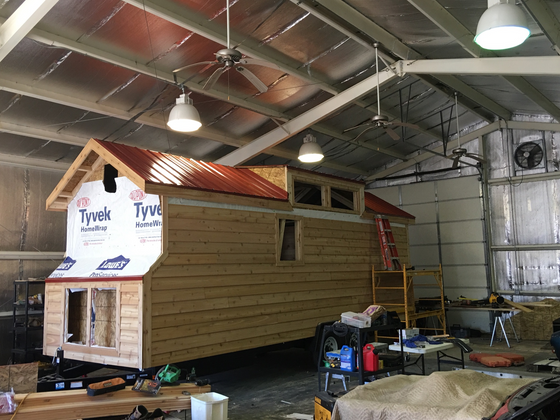 Tiny Home 1: Under Roof