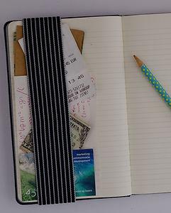 etui boekenlegger paperclip