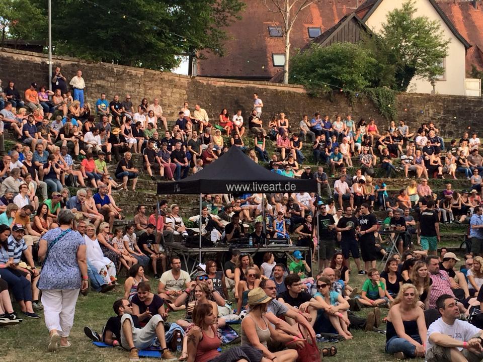 Homebound mosbach 2015 crowds