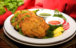 APPETIZER - Vegetable Pakora Patties