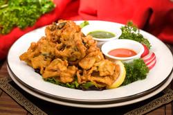Vegetable Pakora Fritters (GF)