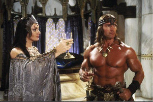 The Conan Drinking Game (The barbarian, not late night host)