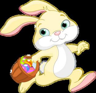 Smoked Easter Bunny