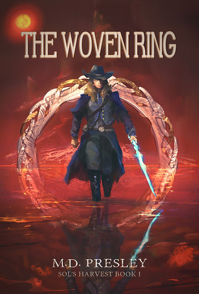 The Woven Ring Book Cover