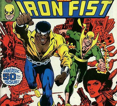 Worst Defender: Luke Cage or Iron Fist