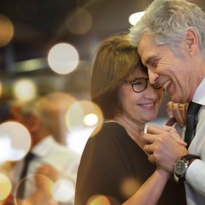 Tarjeta de familiar de comunitario para parejas o matrimonios