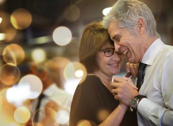 La pareja y el éxito