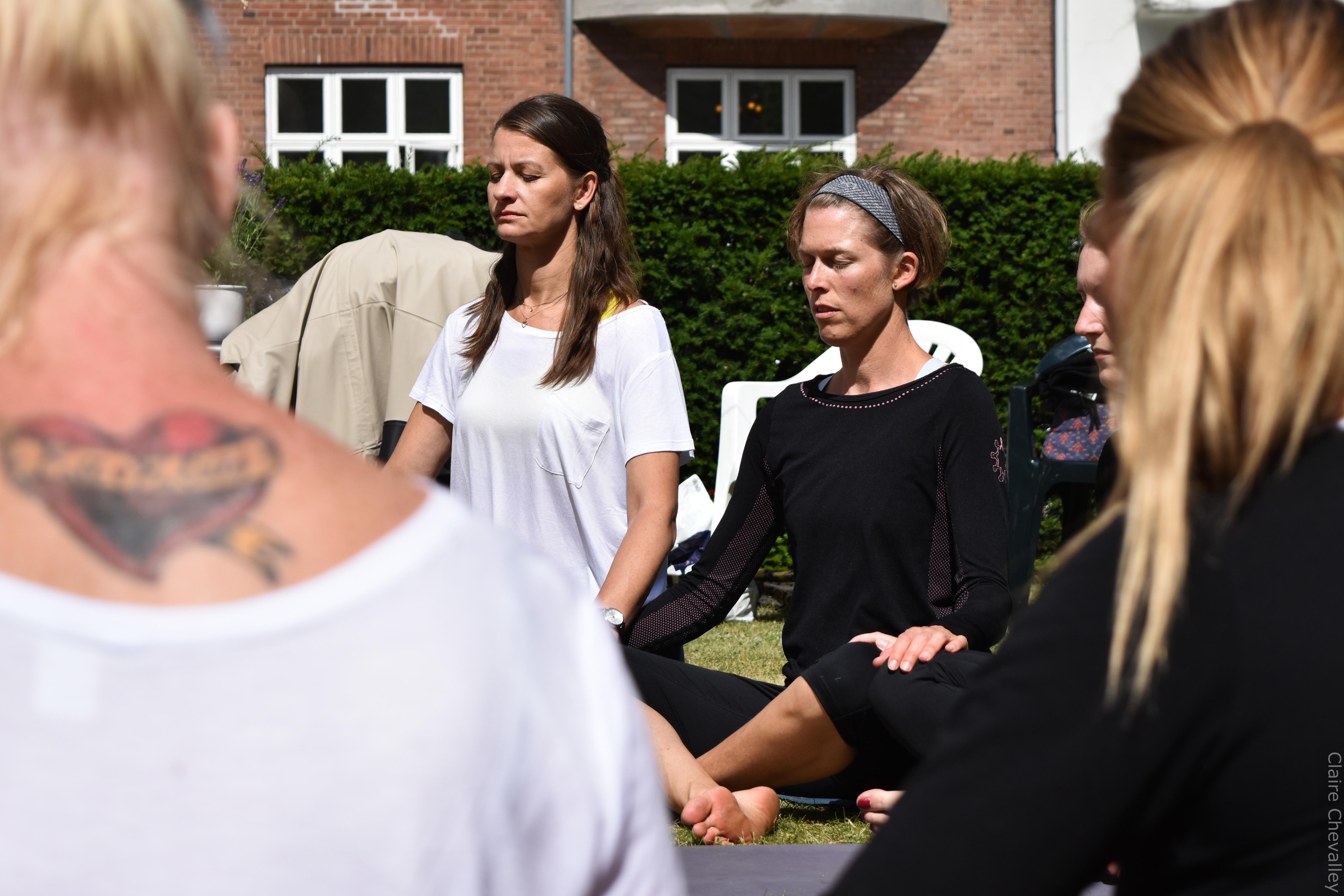 Meditation & fordybelse