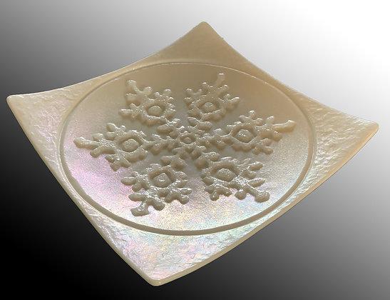 SnowflakePlate