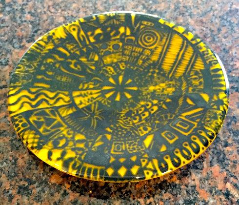 Zentagle Plate