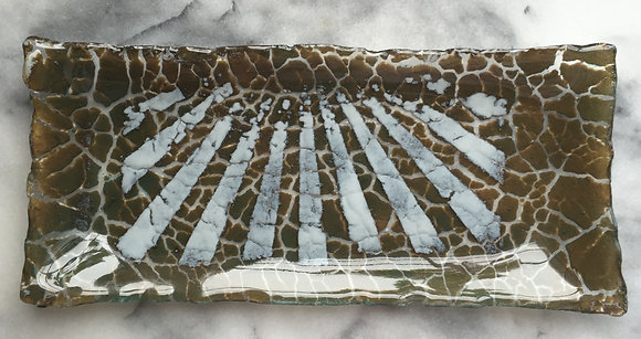 Crackle Plate
