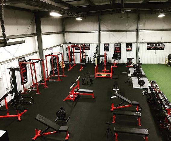 Elite Custom Fitness Facility