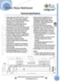 BGSE - Cooljet Hose Retreiver data sheet