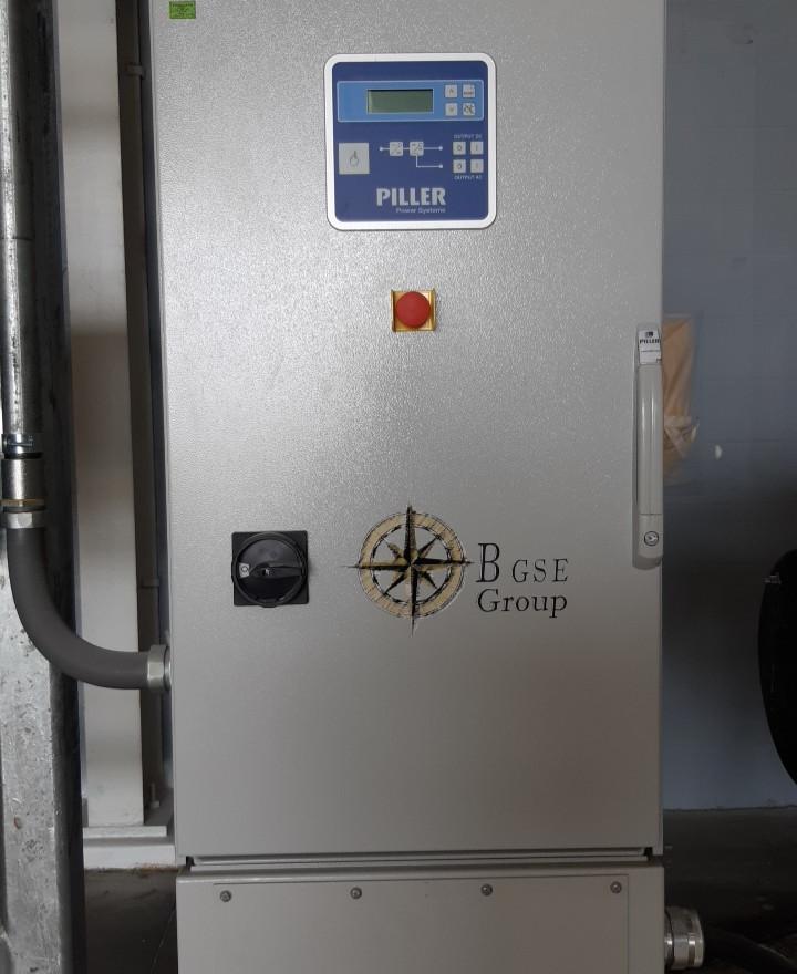 B POWER 270VDC UNIT