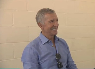 Graeme Souness Launches Keep Well