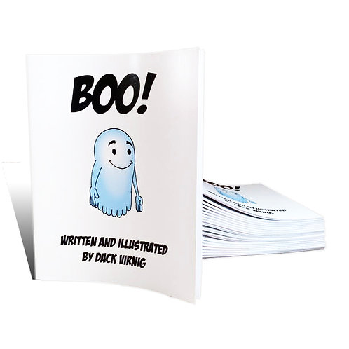 Dack Virnig's Children Book BOO!