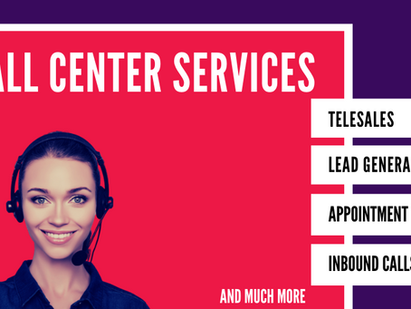 Call Center Services in India