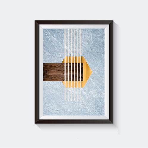 Hexie Poster - Type 3