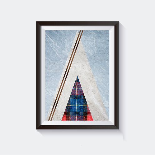 Time Pyramid Poster - Type1