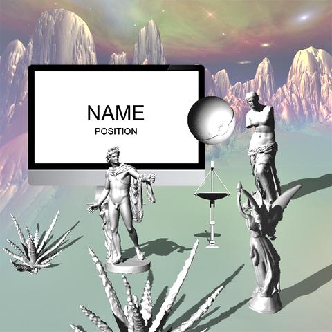 3D Resume Website