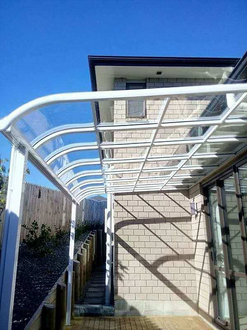 TMS (Tensioned Membrane Structure) Canopy