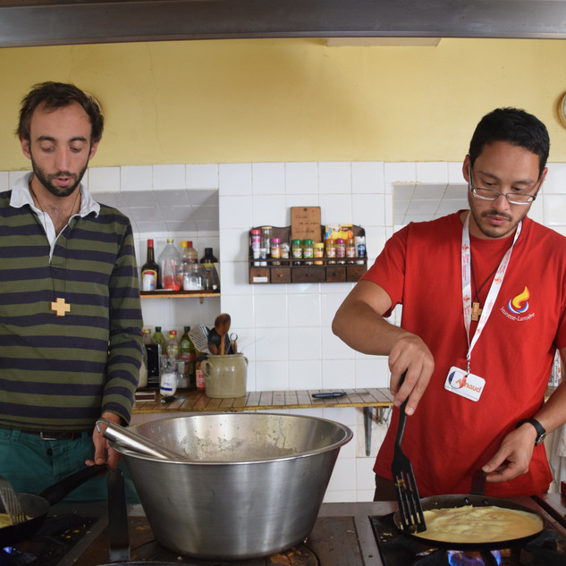 Cuisine et Lingerie