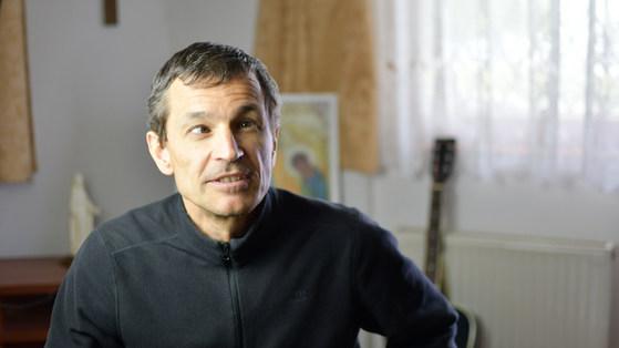 Roska Péter atya