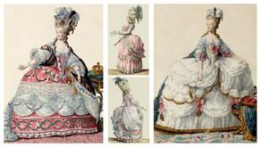 Shoes for Marie Antoinette