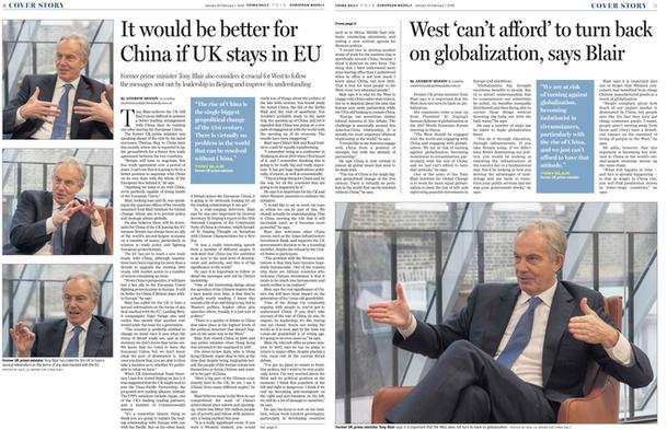 chinadaily_20180126 Tony Blair-8 spread