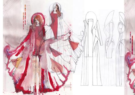 Look 2 Illustrations & Flats
