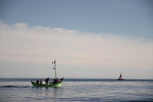 L'association des Zigotos donne une deuxième vie aux doris, ces petites embarcations avec lesquels les pêcheurs allaient pêcher la morue. Aujourd'hui, l'association propose tous les jours des sorties en mer ou dans le port de St-Pierre, à la rame ou à moteur, pour aller pêcher la morue comme autrefois.