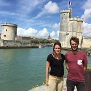 L'équipe GéOdyssées depuis La Rochelle - Interview web TV