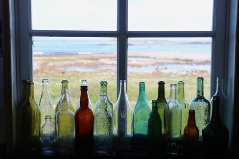 """Des """"bouteilles à la mer"""" retrouvées."""