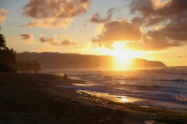Sunset Beach -  North Shore