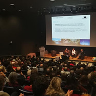 Conférence au festival Terre d'Ailleurs, Toulouse / nov. 2018