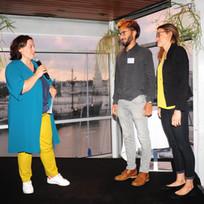 Remise du Trophée Mention Spéciale Innovation Territoriale E5T - Août 2017