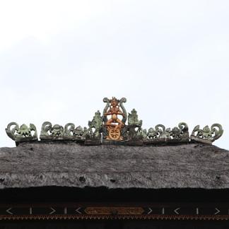Temple Batuan, dans la région d'Ubud